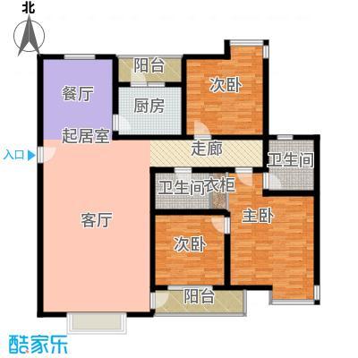 宝龙湾家园162.06㎡Q房型面积16206m户型