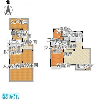 远景上邑1558140.00㎡洋房16、18、20、22、24号楼首层户型