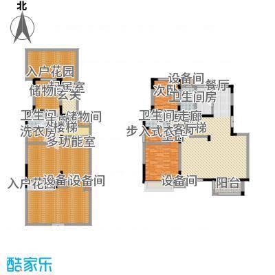 远景上邑1558134.00㎡洋房15、17、19、21、23号楼首层户型