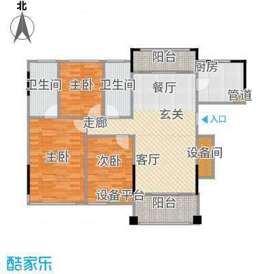 佛奥俊贤雅居111.79㎡18、19号楼面积11179m户型
