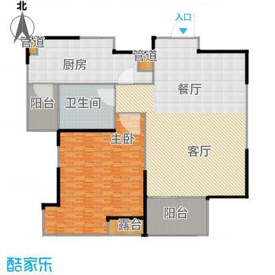 仲宫财富广场292.00㎡面积29200m户型