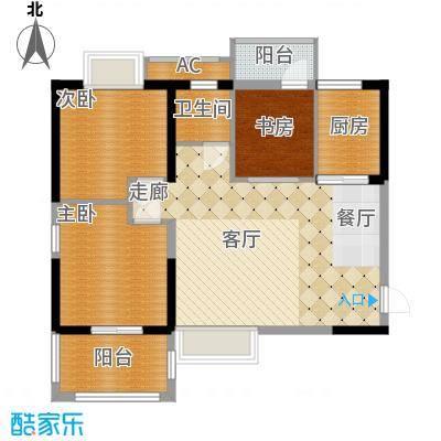 金涛翰林苑户型