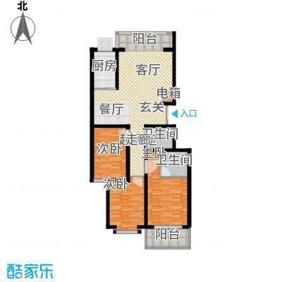 伟东城市精英领域139.00㎡面积13900m户型