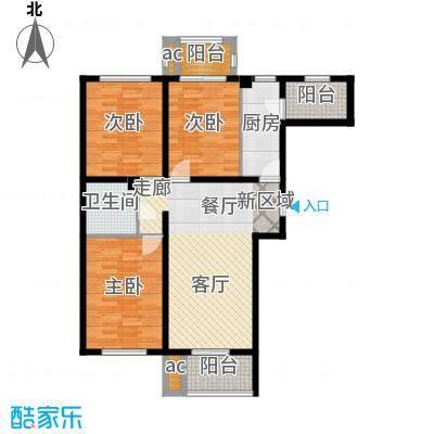 宇济红瓦苑户型