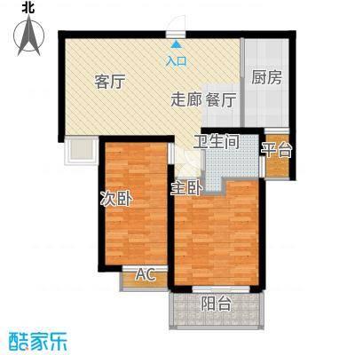 达盛鑫苑166.00㎡达盛・鑫苑面积16600m户型
