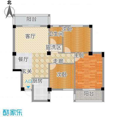 丽水康城(2)2户型