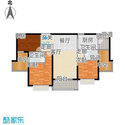 朱美拉公寓B栋02单位户型