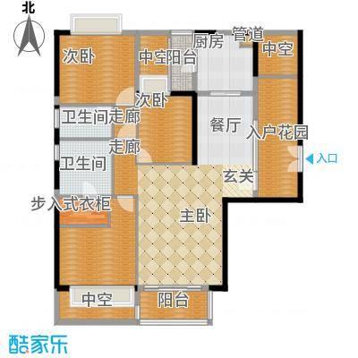 朱美拉公寓B栋03单位户型