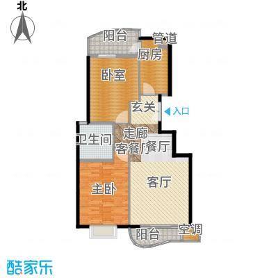 芳草轩94.30㎡面积9430m户型