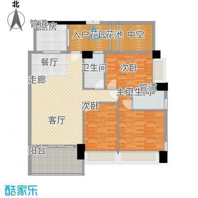 广弘天琪139.01㎡3面积13901m户型
