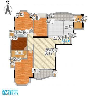 华南新城山韵轩户型