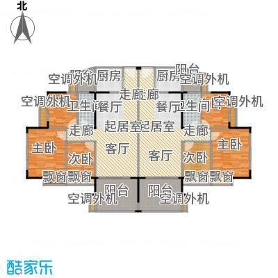 东海花园93.00㎡10、11、12座3面积9300m户型