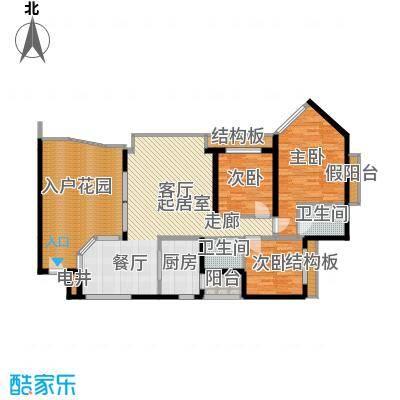 华南碧桂园户型
