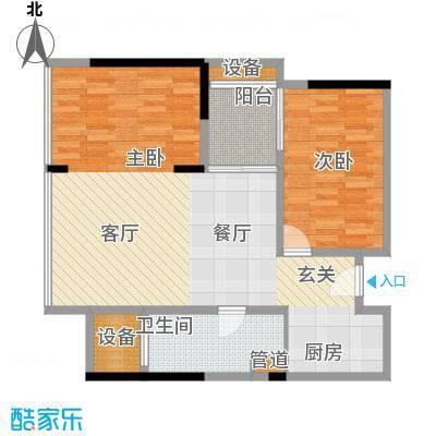 朱美拉公寓户型