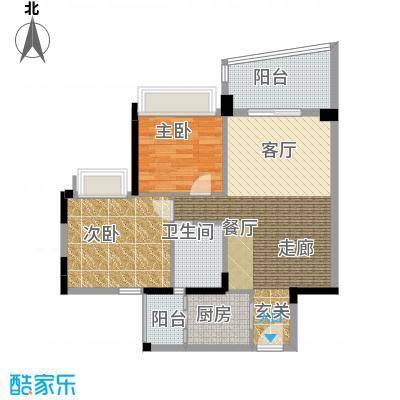 雅居乐青花南湖雅居乐・青花南湖8栋04单户型