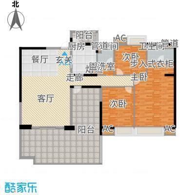 碧桂园凤凰城凤锦苑2户型