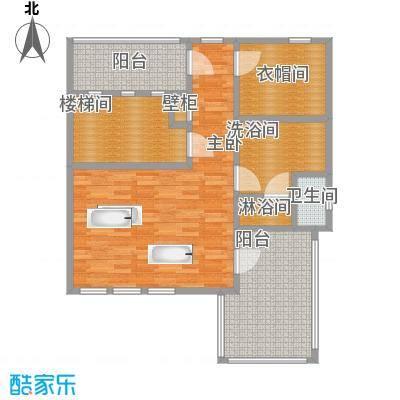 双拼DH-S2户型三楼