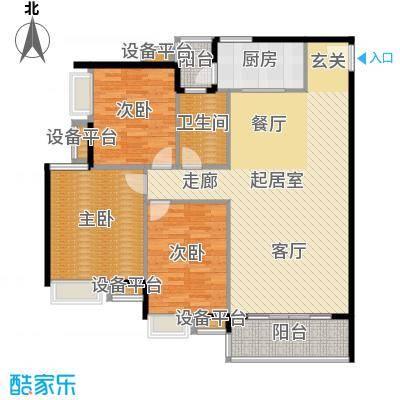 潭村改造项目118.90㎡G户型