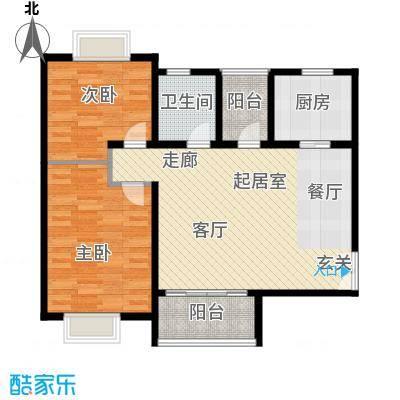 潭村改造项目75.60㎡C户型