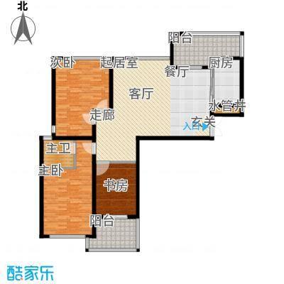 苏纶里134.00㎡高层A6面积13400m户型