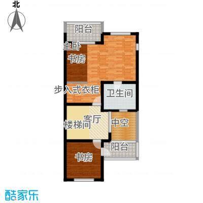 三利宅院福邸355.00㎡C型四层面积35500m户型