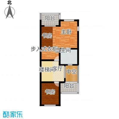 三利宅院福邸330.00㎡A型四层面积33000m户型