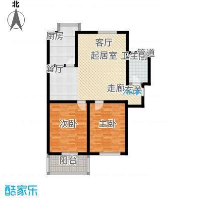 苏锦新村108.00㎡1面积10800m户型