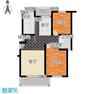 桂花新村158.00㎡1面积15800m户型