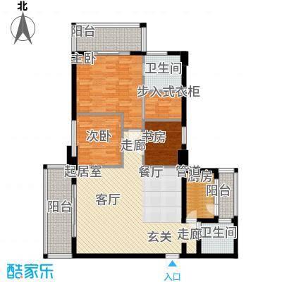 凤乐雅轩115.00㎡A栋03户型