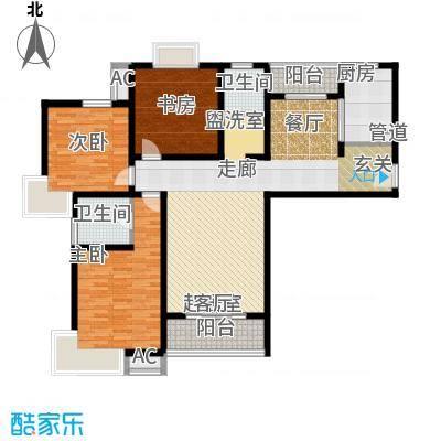 王天井巷95.00㎡面积9500m户型