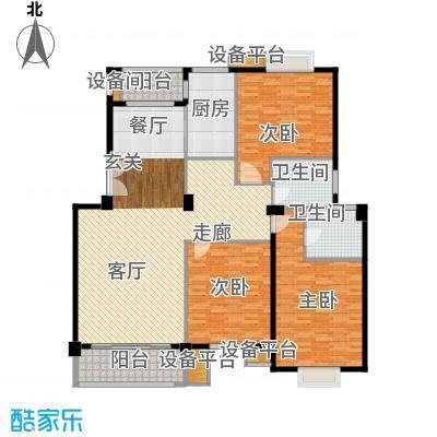 网师巷176.00㎡面积17600m户型