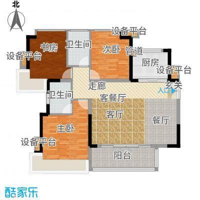 永和新村115.00㎡面积11500m户型
