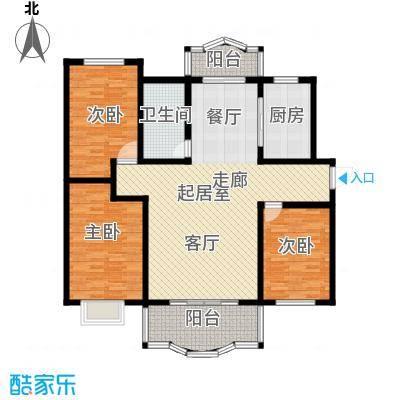 咏春花苑234.00㎡1面积23400m户型