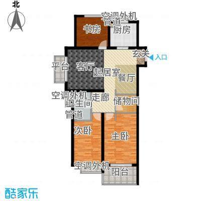 万科国际广场110.00㎡多层8#9#标面积11000m户型