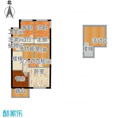 娱苑新村82.00㎡2面积8200m户型