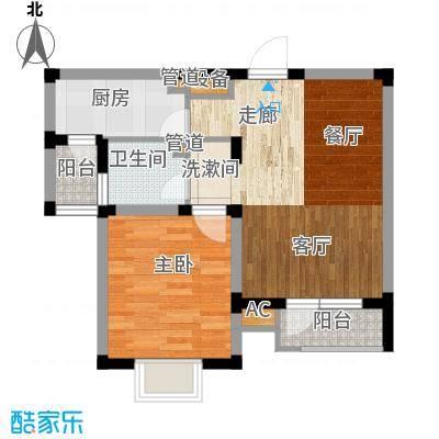 娱苑新村53.00㎡1面积5300m户型