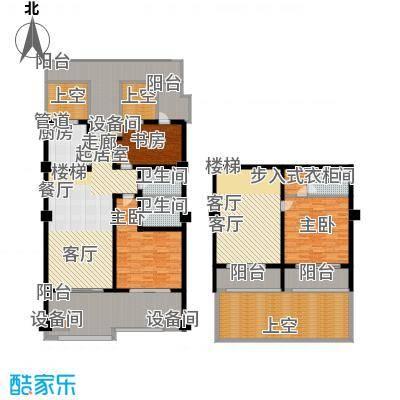 中信太湖城245.00㎡36#空中院墅C面积24500m户型