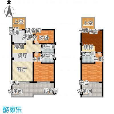 中信太湖城290.00㎡36#空中院墅A面积29000m户型