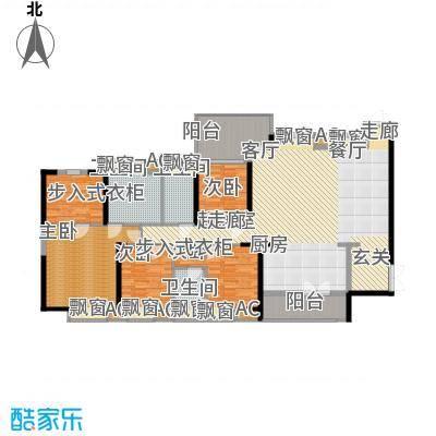 高扬国际广场公寓户型