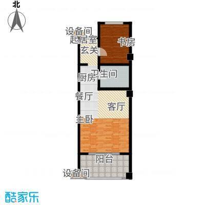 中信太湖城92.00㎡36#湖景公寓0面积9200m户型