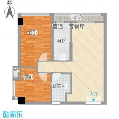 佳润云凯雅寓41.00㎡11户型