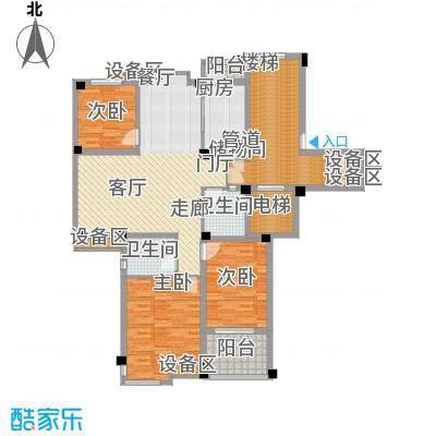 尚品馨苑114.00㎡面积11400m户型