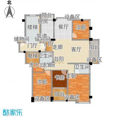 尚品馨苑142.00㎡面积14200m户型