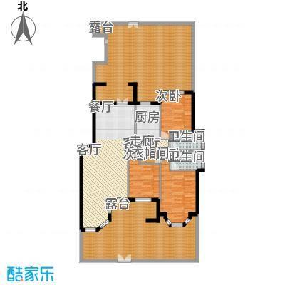 阳光聚宝山庄臻园156.09㎡二期标面积15609m户型