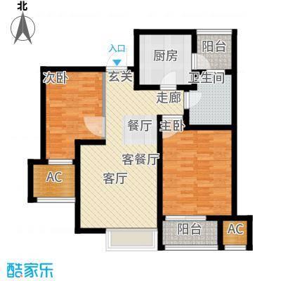 宁西公寓户型