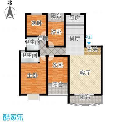 湖滨公寓户型