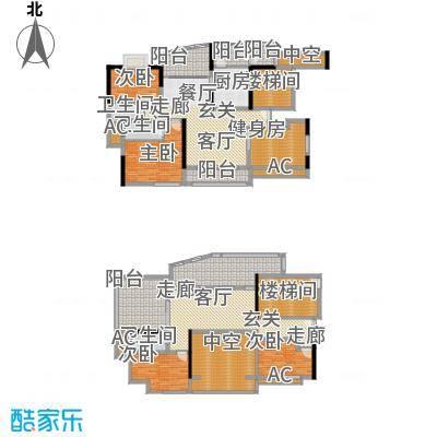 凤凰港蓝宝湾花园272.20㎡面积27220m户型