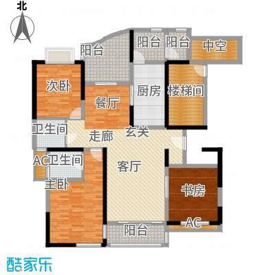 凤凰港蓝宝湾花园177.76㎡面积17776m户型