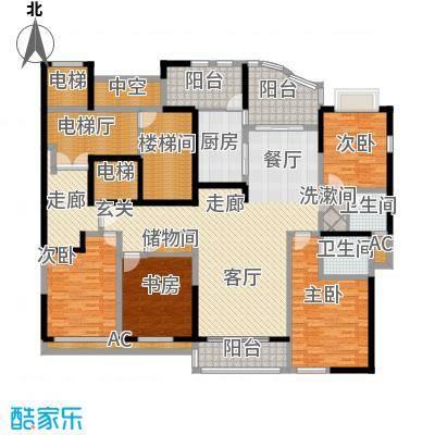 凤凰港蓝宝湾花园204.36㎡面积20436m户型