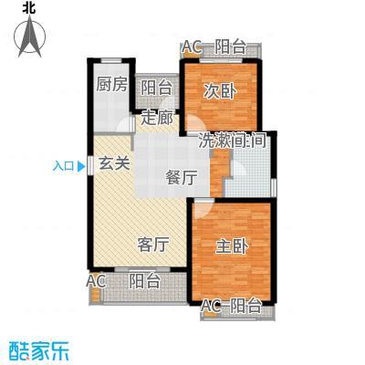 众众德尚世嘉91.22㎡上海面积9122m户型